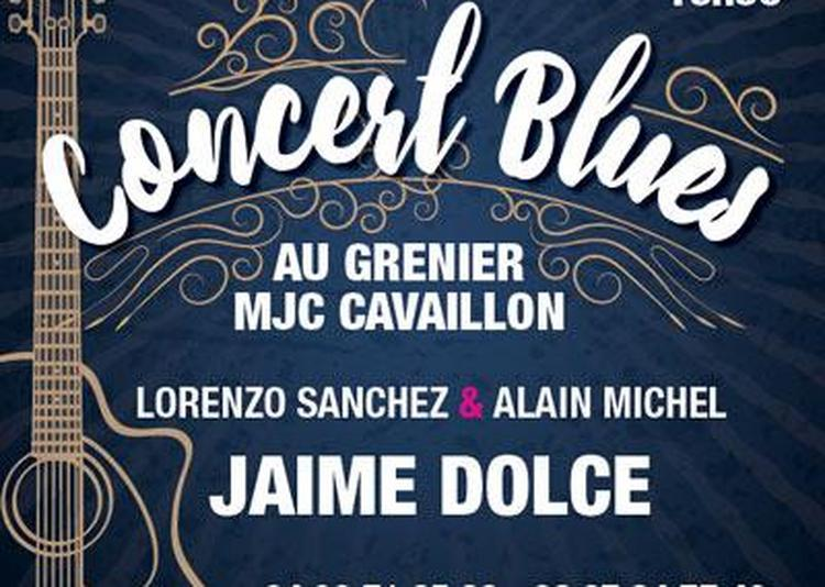Concert Blues à Cavaillon