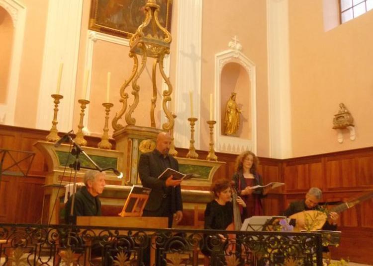 Concert Classique Dans L'église De Saint-andré-en-royans à Saint Andre en Royans