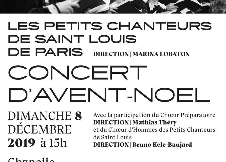 Concert d'Avent-Noël à Paris 15ème