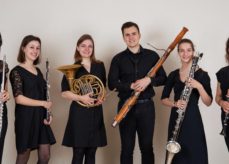 Concert D'instruments à Vent à Paris 9ème