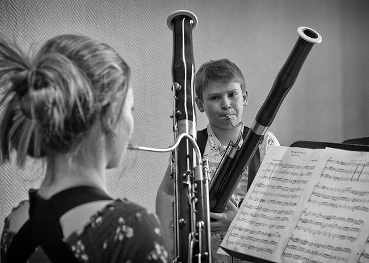 Concert D'instruments à Vent à Laon