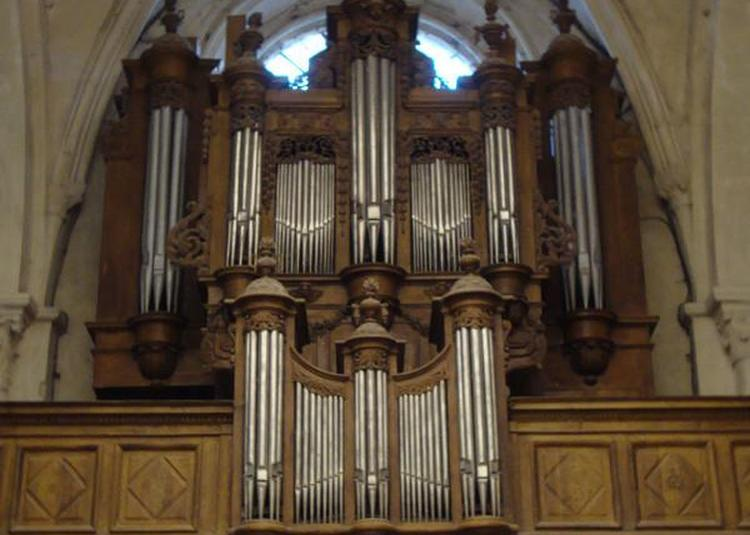 Concert d'orgue à Wassy
