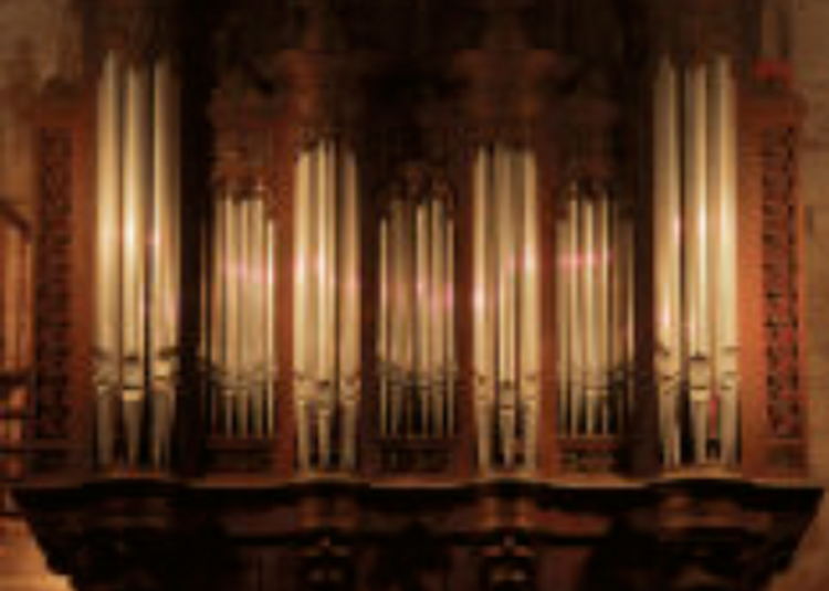 Concert d'orgue à Clamecy