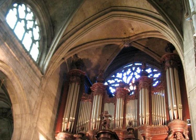 Concert D'orgue à Pontoise
