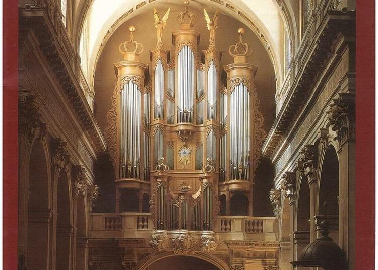 Concert D'orgue à Paris 4ème