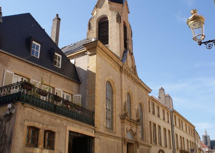 Concert D'orgue à Metz