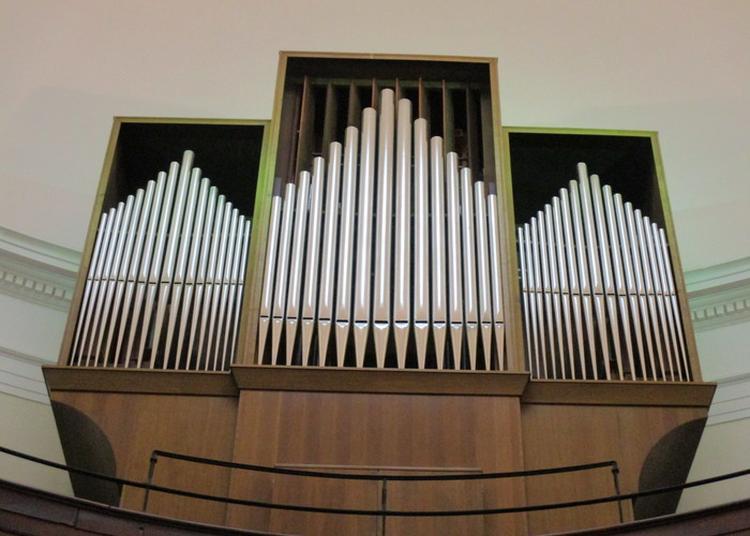 Concert D'orgue à Orléans