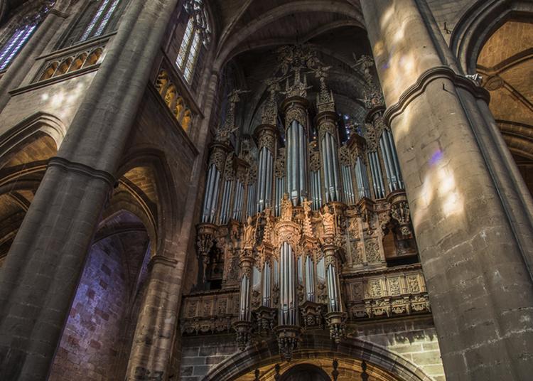 Concert D'orgue à Rodez