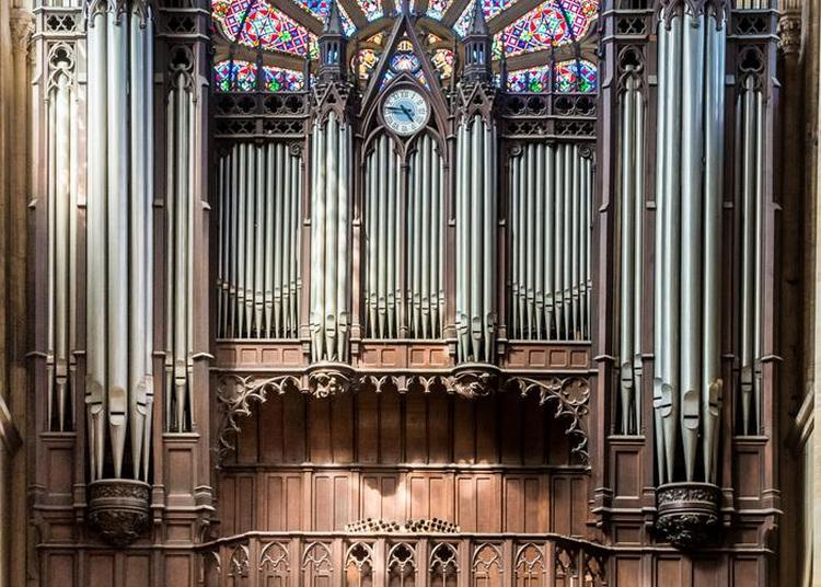 Concert D'orgue à Paris 7ème