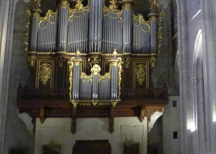 Concert D'orgue à Montpellier