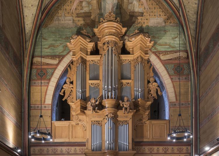 Concert D'orgue à Boulogne Billancourt