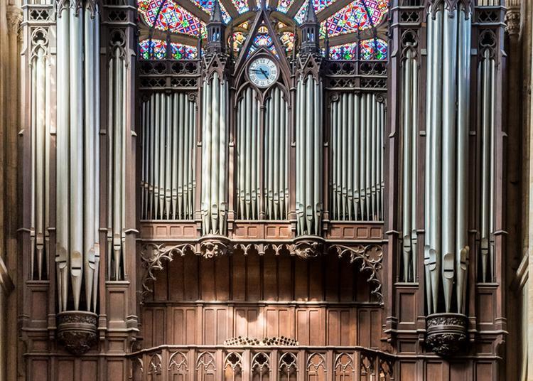 Concert D'orgue à Paris 7ème
