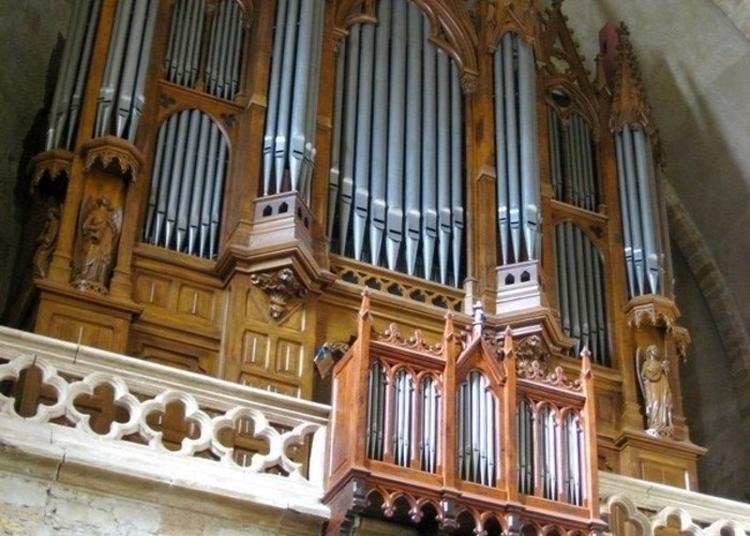 Concert D'orgue à Foix