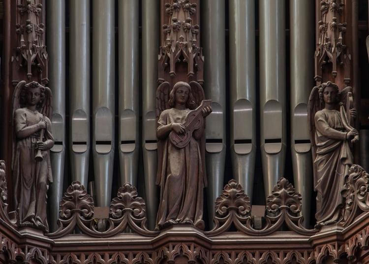 Concert D'orgue à Saint Denis