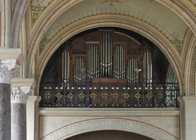 Concert D'orgue à Châlons-en-champagne à Chalons en Champagne