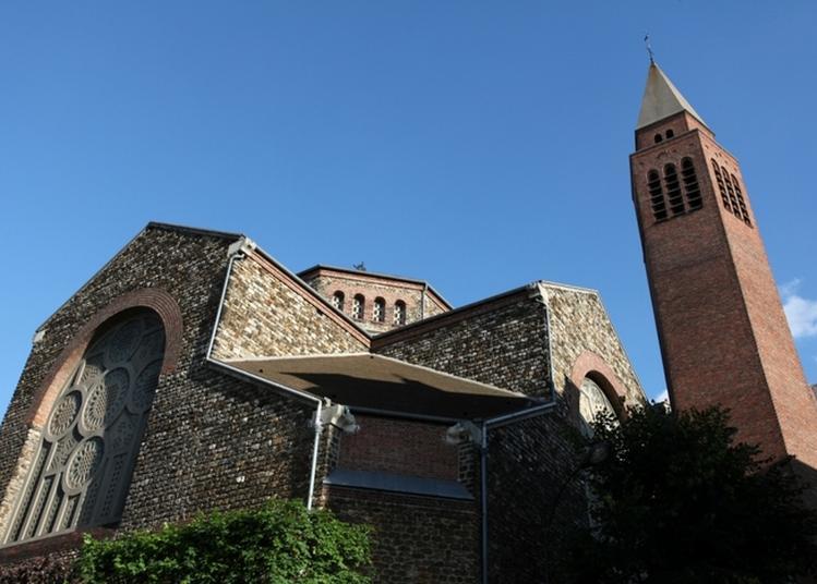 Concert D'orgue à L'église Saint-louis De Vincennes