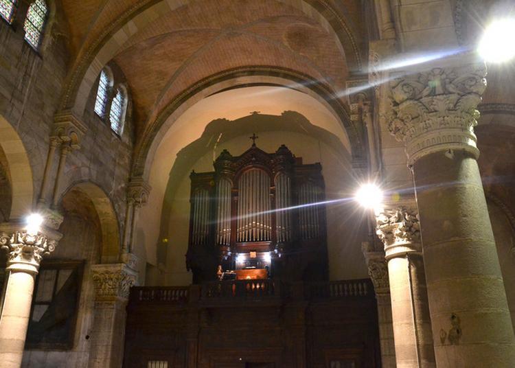 Concert D'orgue En L'église St Nicolas à Givors