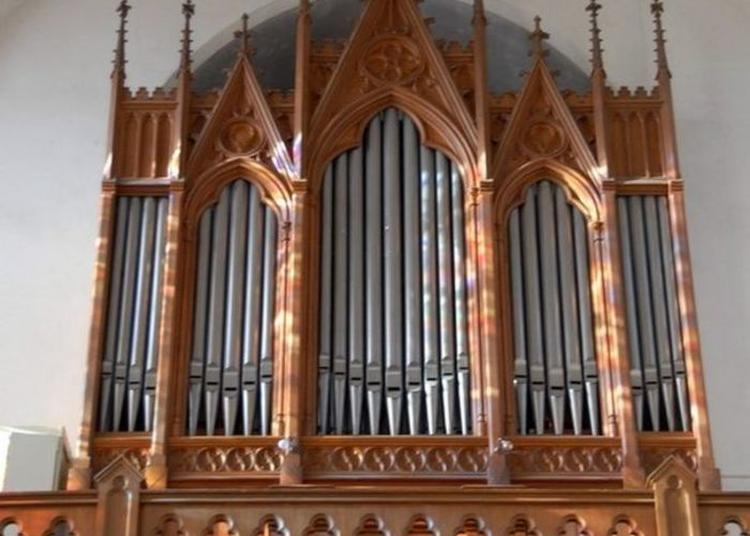 Concert D'orgue Et De Guitare à Bouvines