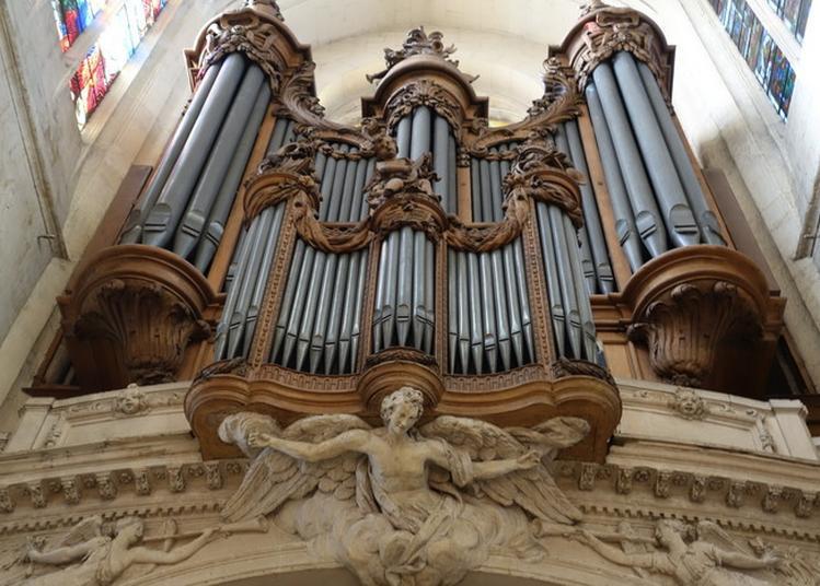 Concert D'orgue - Les Couperins à Paris 4ème