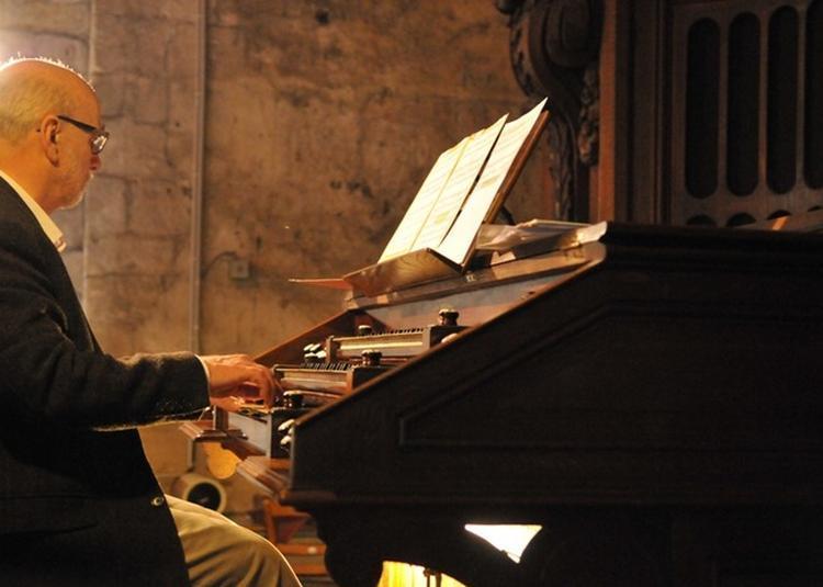 Concert D'orgue Par Jean Malandin à Montivilliers
