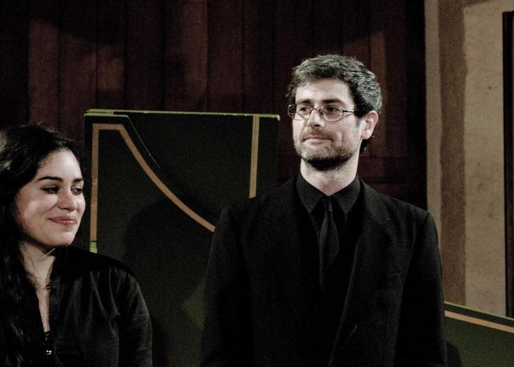 Concert d'orgue partagé à Amilly