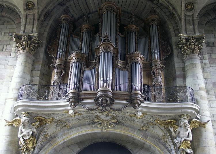 Concert D'orgues à Saint Avold