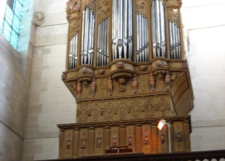 Concert D'orgues à Dreux