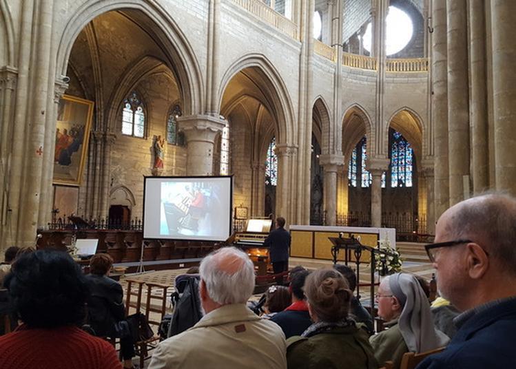 Concert D'orgues à Mantes la Jolie