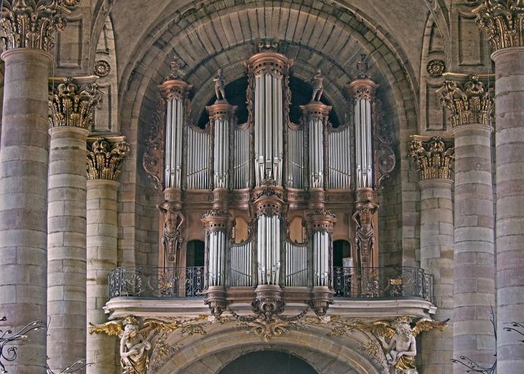 Concert D'orgues à L'abbatiale Saint-nabor à Saint Avold