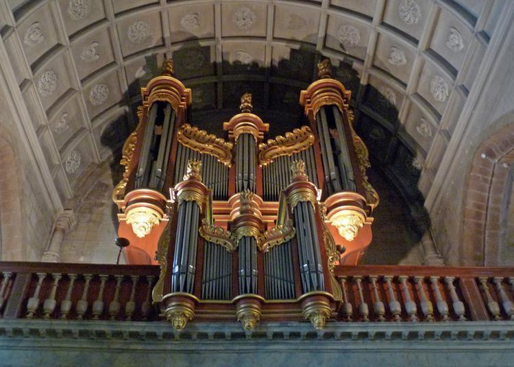 Concert D'orgues - Eglise Saint Gildas à Auray