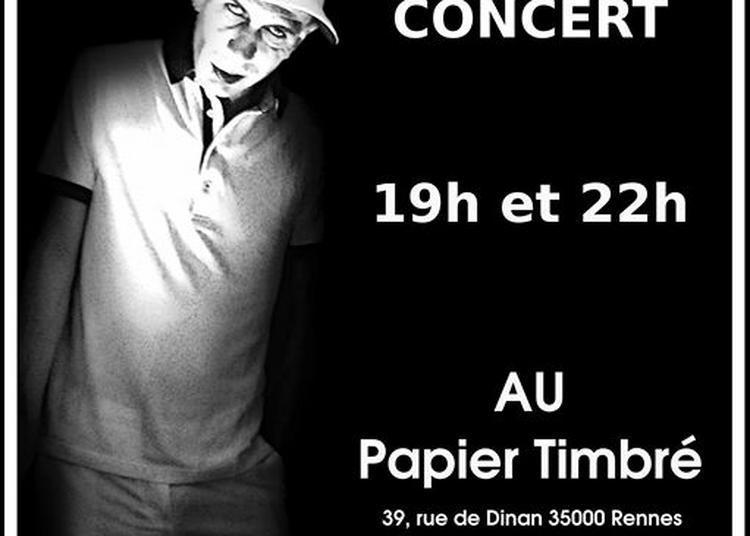 Concert D'ozibut à Rennes