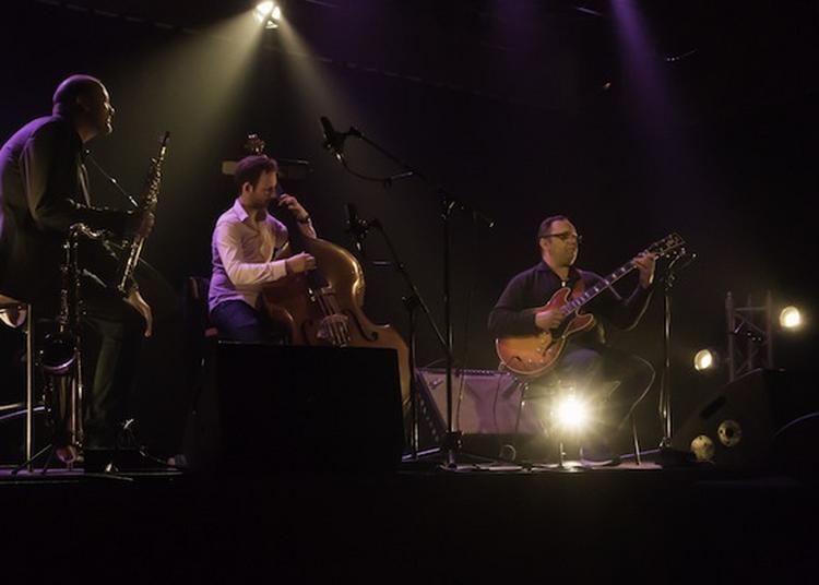 Concert de Biréli Lagrène à Chelles