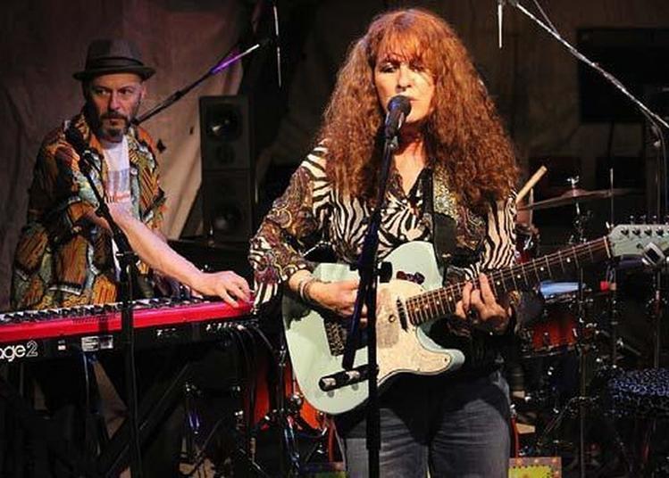 Concert De Blues Avec Le Groupe Debbie Bond Trio à Clamecy