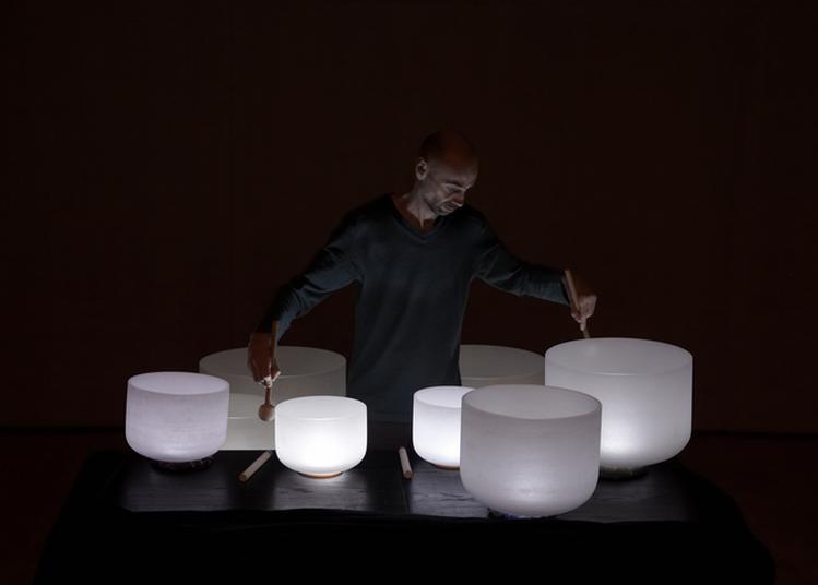 Concert De Bols Chantants Avec Frédéric Nogray à Saint Ouen l'Aumone
