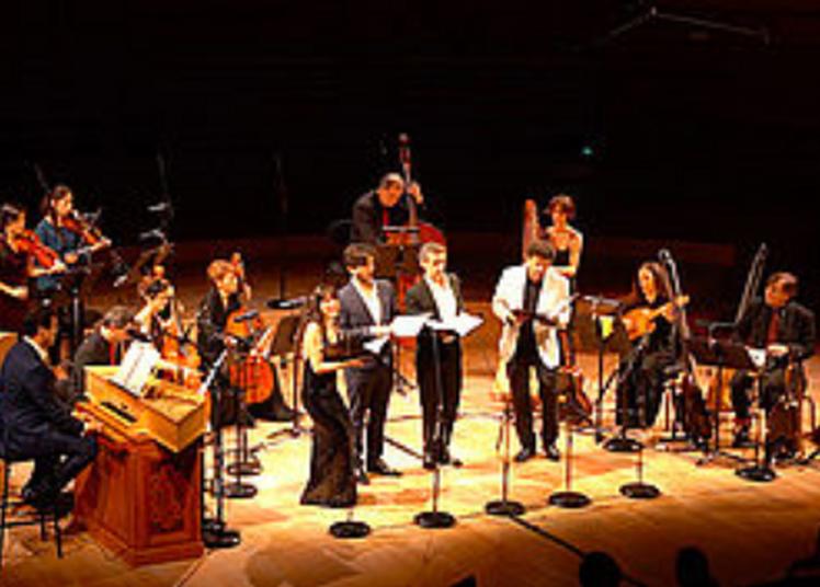 Concert de Cappella Mediterranea à Soreze