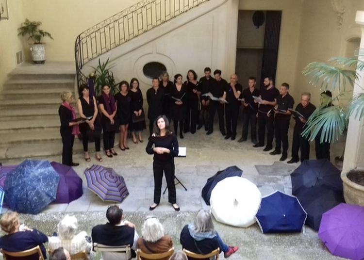 Concert De Chant Choral  Voix à Tous Les étages à Montpellier