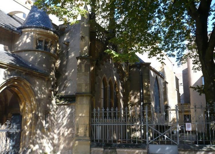 Concert De Chant Liturgique Par La Chorale De La Paroisse à Metz