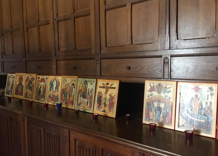 Concert De Chants Liturgiques Orthodoxes à Metz