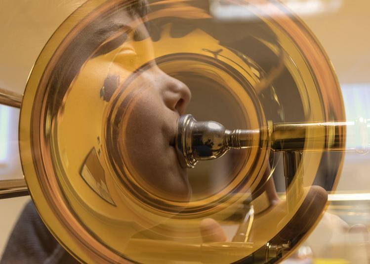 Concert De Cuivres À Laon