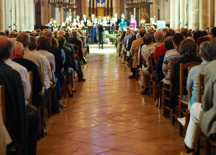 Concert De Harpe Et De Violon à Troyes
