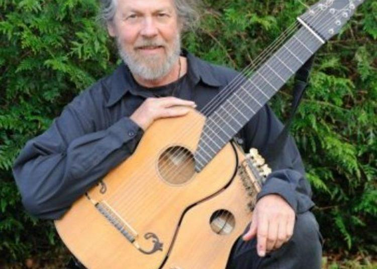 Concert De James Kline à La Chapelle Saint-eutrope. à Quimperle