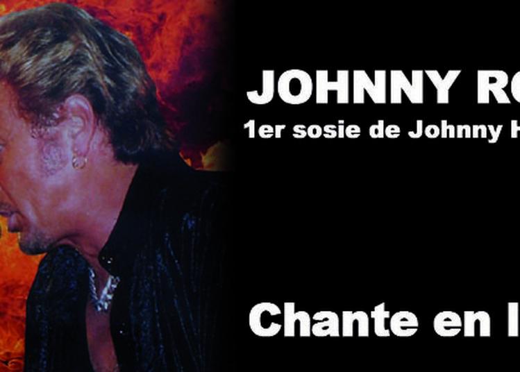 Concert de Johnny Rock à Hauville