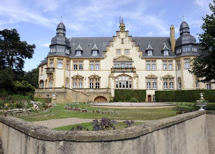 Concert De L'armée Blindée Cavalerie Au Palais Du Gouverneur à Metz