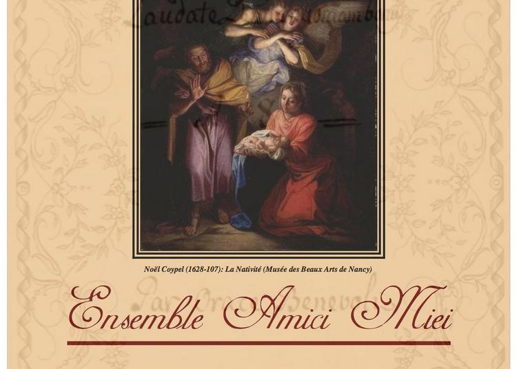 Concert de l'Avent dans la Rome baroque à Chateau Gontier