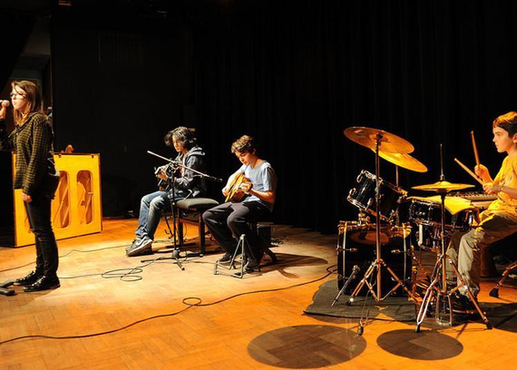 Concert De L'école De Musique Artistic à Paris 2ème