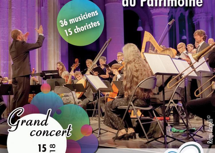 Concert De L'ensemble Consonance Musiques Du Roi Soleil à Fondettes