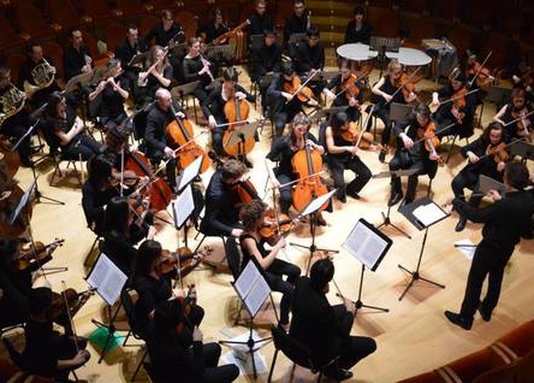 Concert De L'ensemble Orchestral De Dijon