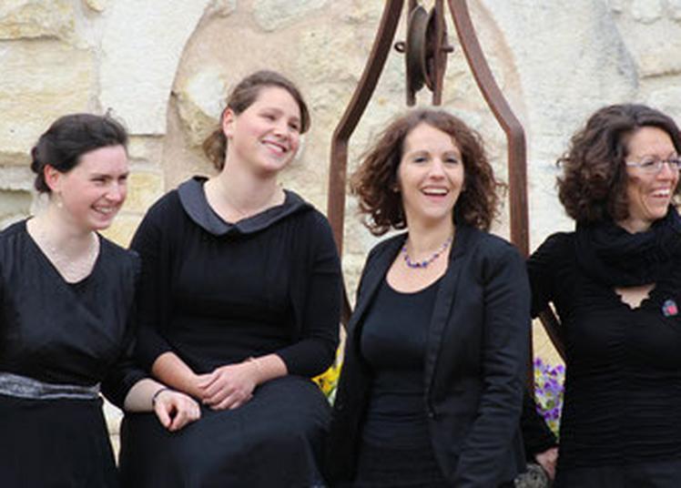 Concert de l'ensemble Ottaviano à Saint Loubes