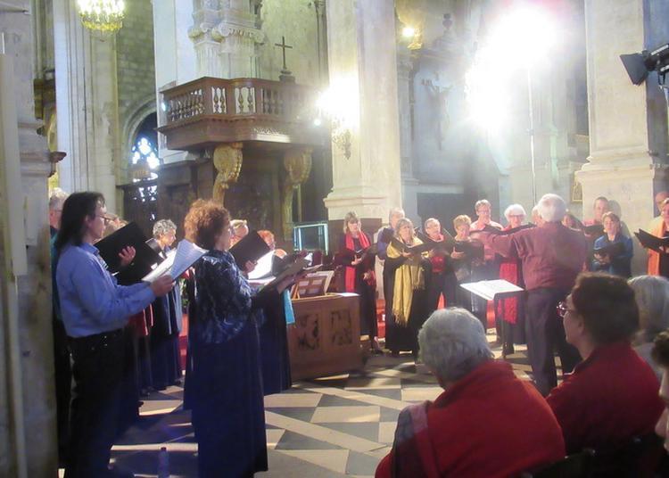 Concert De L'ensemble Vocal De Pontoise