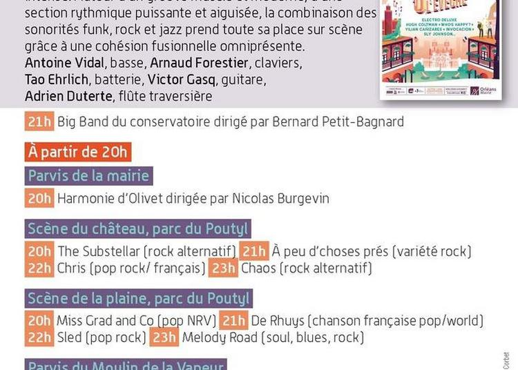Concert De L'ensemble Vocal Variation à Olivet